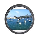 St. Ives, Cornwall Wall Clock