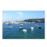 St. Ives, Cornwall Postcards (Package of 8)