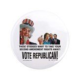 "Vote Republican 3.5"" Button"