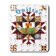 Country Cottage Quilter  Mousepad
