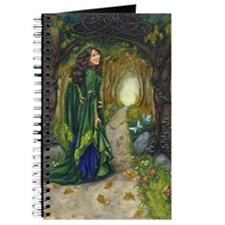 Cool Fairies art Journal