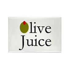 Olive Juice Rectangle Magnet (10 pack)