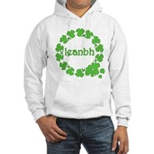 Leanbh Irish Word for Baby Hoodie