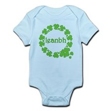 Leanbh Irish Word for Baby Infant Bodysuit