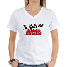 """The World's Best Athletic Director"" Shirt"