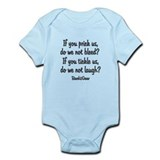 Shylock's Plea Infant Bodysuit