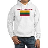 CRAZY LITHUANIAN Hoodie
