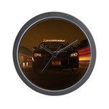 Florida Highway Patrol State Trooper Wall Clock