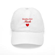 Grandma Loves Micah Baseball Cap