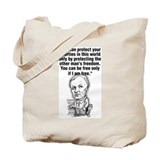 Cute Clarence Tote Bag