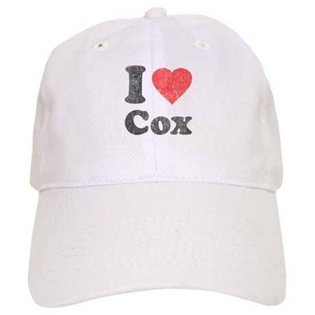 I Love Cox Cap
