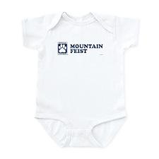 MOUNTAIN FEIST Infant Bodysuit