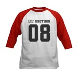 Black Lil' Brother 08 Tee