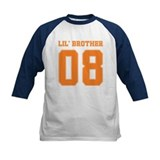 Orange Lil' Brother 08 Tee