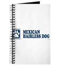 MEXICAN HAIRLESS DOG Journal