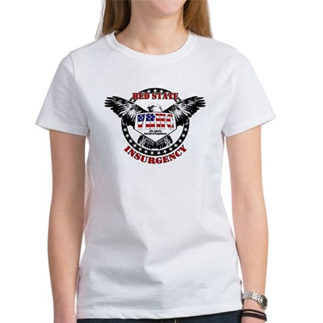 VRWC Red State Women's T-Shirt