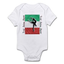Tiny Italian Dancer Baby Bodysuit
