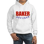 Retired Baker Hooded Sweatshirt