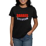 Retired Barber Women's Dark T-Shirt