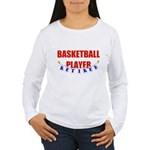 Retired Basketball Player Women's Long Sleeve T-Sh