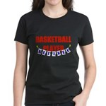 Retired Basketball Player Women's Dark T-Shirt