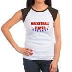 Retired Basketball Player Women's Cap Sleeve T-Shi