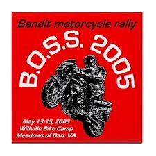 Boss 2005 Tile Coaster