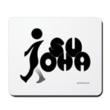 Joshua Black Design Mousepad