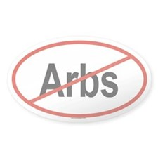 ARBS Oval Decal