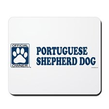 PORTUGUESE SHEPHERD DOG Mousepad