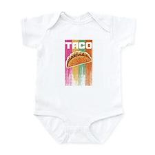 Tacos Infant Bodysuit