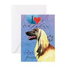 Afghan Greeting Card