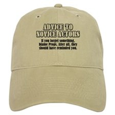 "Advice ""Blame Props"" Hat"