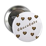 "Chocolate Cookie Gift 2.25"" Button"