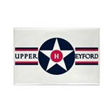 RAF Upper Heyford Rectangle Magnet