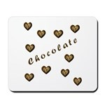 Chocolate Cookie Gift Mousepad