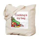 Chef or Cook Tote Bag