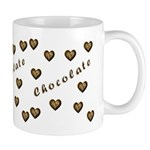 Chocolate Cookie Gift Mug