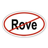 ROVE Oval Decal