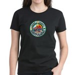 La Paz Sheriff Women's Dark T-Shirt