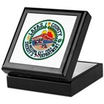 La Paz Sheriff Keepsake Box