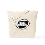 Girlie Fuck Cancer Tote Bag