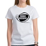 Girlie Fuck Cancer Women's T-Shirt