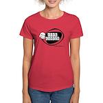Girlie Fuck Cancer Women's Dark T-Shirt