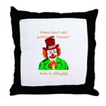 Bobo Throw Pillow