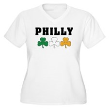 Philly Irish Shamrocks T-Shirt