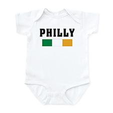 Philly Irish Infant Bodysuit