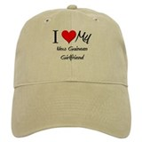 I Love My New Guinean Girlfriend Baseball Cap