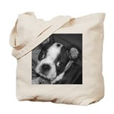 Boston Terrier Tote Bag (double-sided)