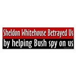 Sheldon Whitehouse Betrayed Democrats With FISA